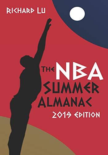 9781070839561: The NBA Summer Almanac, 2019 edition: Cover 2