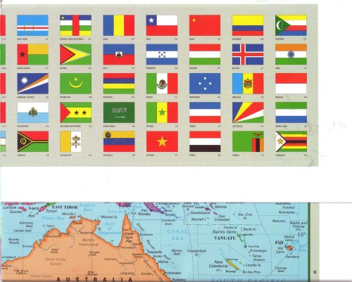 9781073742110 world map collectors series mercator projection 9781073742110 world map collectors series mercator projection gumiabroncs Gallery