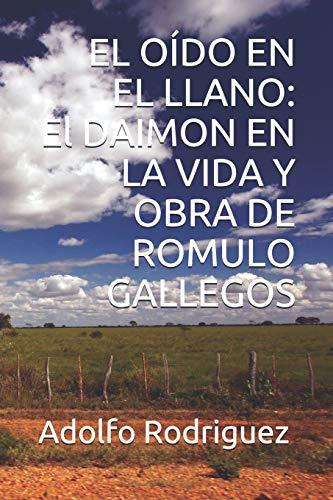 El O?do en el Llano: el Daimon: Rodriguez, Adolfo