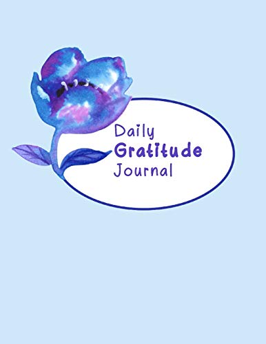 Daily Gratitude Journal: Living a Life of: Pretty Cute Notebooks