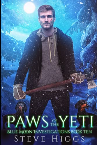 9781079260069: Paws of the Yeti: Blue Moon Investigations Book 10