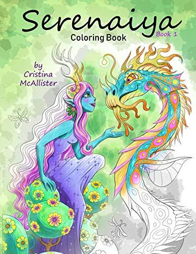 9781082737886: Serenaiya Coloring Book: Book 1