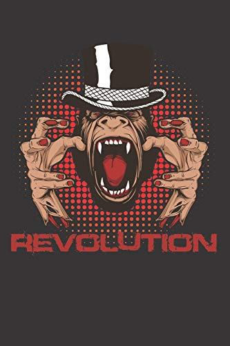 Revolution Halloween Costume Notebook Journal: Revolution Halloween: Publishing, Rona