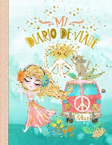 9781088687550: Mi Diario de Viaje: Libro de Registro de Viajes Guiado Infantil DIN A4 - Libro de Seguimiento de Historias para Escribir, Dibujar, Gratitud - Diario ... - Cuaderno de Viaje para Niños y Niñas