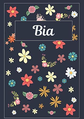 9781091456655: Bia: Taccuino   Diario   Sketchbook   120 pagine   A4   Bianco   Idee regalo