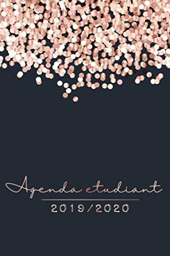 9781091860780: Agenda Etudiant 2019 - 2020: Agenda Semainier et Agenda Scolaire pour l'année Scolaire   De Août 2019 à Août 2020 - Cadeau Enfant et Étudiant