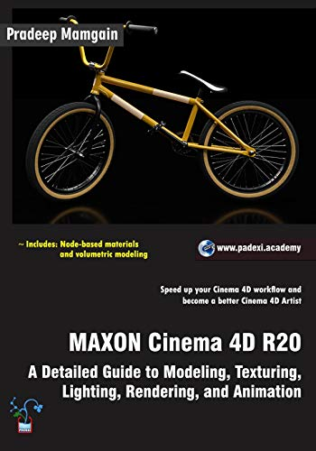 Maxon Cinema 4d R20  A Detailed Guide To Modeling