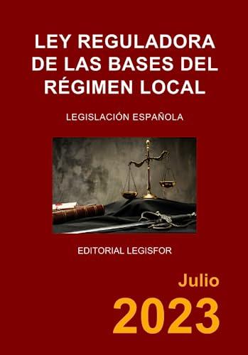 9781092988360: Ley reguladora de las Bases del Régimen Local: Ley 7/1985, de 2 de abril. Colección Textos Básicos Jurídicos