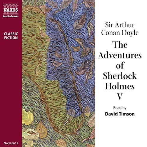 9781094009834: The Adventures of Sherlock Holmes V