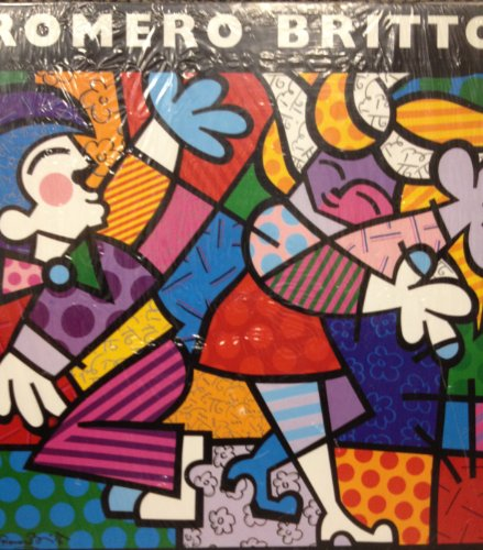 Romero Britto: Young, Aaron and