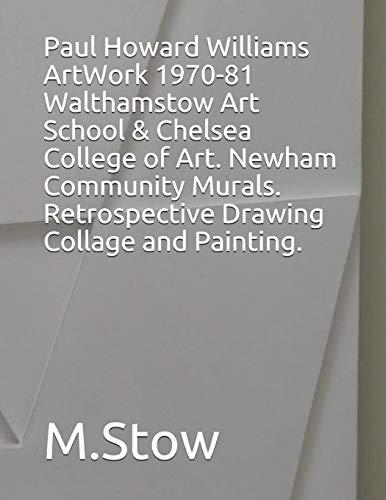 9781096567318: Paul Williams ArtWork 1970-81