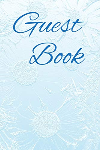 9781099513794: Guest Book: Birthday, Bridal Shower, Wedding, Baby Shower,And Anniversary:Guestbook Perfect For Retirement, Funeral Or Memorial Service