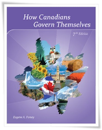 9781100143514: How Canadians Govern Themselves