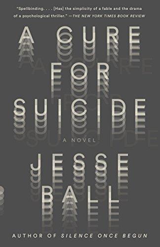 9781101872130: Cure For Suicide, A (Vintage Contemporaries)
