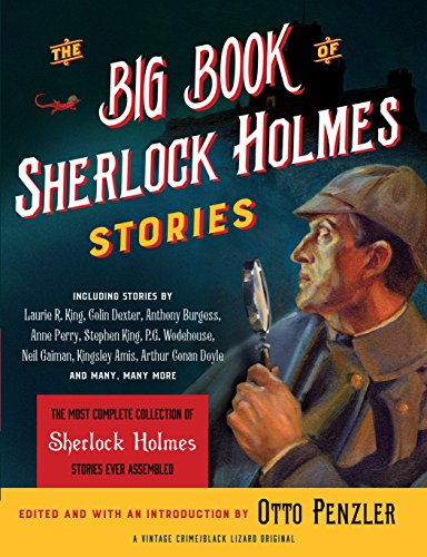 9781101872611: The Big Book Of Sherlock Holmes Stories (Vintage Crime / Black Lizard Original)