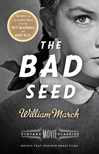 9781101872659: The Bad Seed: A Vintage Movie Classic