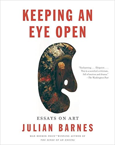9781101873373: Keeping an Eye Open: Essays on Art (Vintage International)
