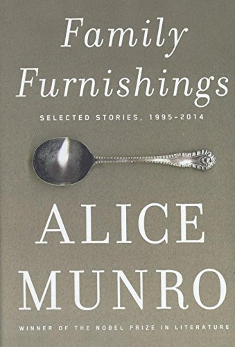 Family Furnishings (first edition): Munro, Alice