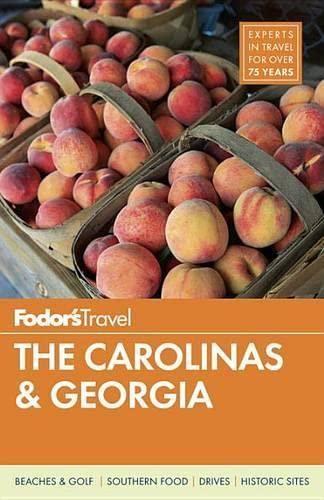 9781101878064: Fodor's The Carolinas & Georgia (Full-color Travel Guide)