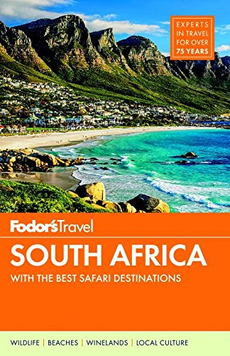 South Africa (Paperback): Fodor's