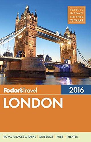 Fodors London 2016