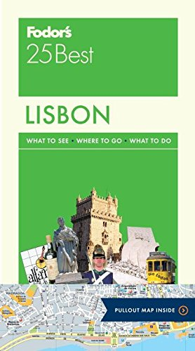 9781101879306: Fodor's Lisbon 25 Best (Full-color Travel Guide)