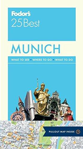 9781101879320: Fodor's Munich 25 Best (Fodor's 25 Best)