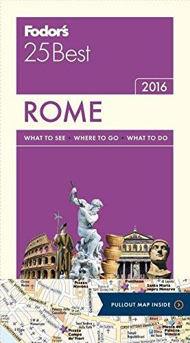 Fodor's Rome 25 Best (Full-Color Travel Guide): Fodor's