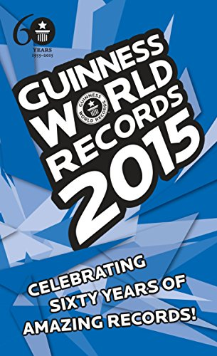 9781101883808: Guinness World Records 2015