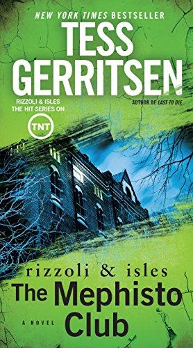 9781101885284: The Mephisto Club: A Rizzoli & Isles Novel: A Novel
