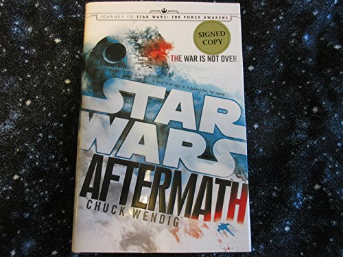 9781101885482: Aftermath: Star Wars: Journey to Star Wars: The Force Awakens - Autographed Signed Copy