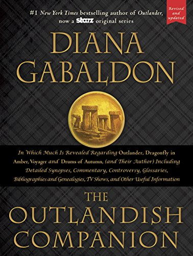 9781101887271: The Outlandish Companion: The First Companion to the Outlander series, covering Outlander, Dragonfly in Amber, Voyager, and Drums of Autumn