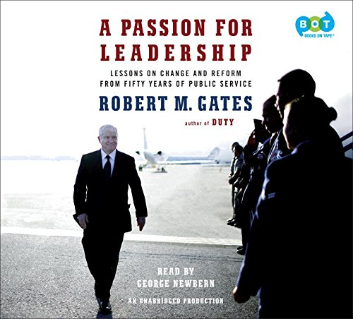 9781101888834: A Passion for Leadership