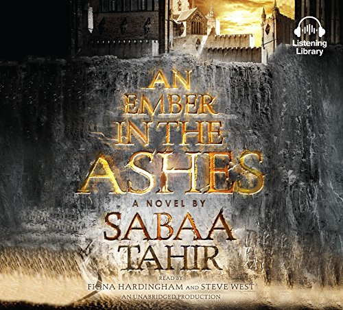 An Ember in the Ashes (Compact Disc): Sabaa Tahir