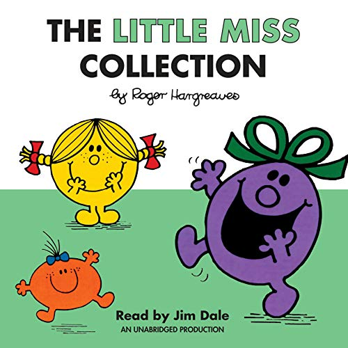 The Little Miss Collection: Little Miss Sunshine; Little Miss Bossy; Little Miss Naughty; Little Mis