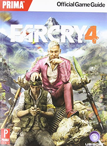 9781101897607: Far Cry 4: Prima Official Game Guide