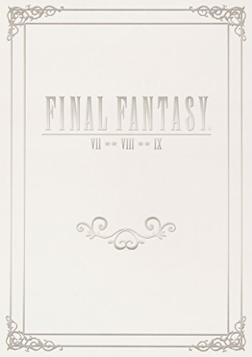 9781101898048: FINAL FANTASY Box Set (FFVII, FFVIII, FFIX)