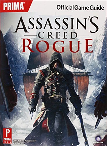 Assassin's Creed Rogue: Prima Official Game Guide (Prima Official Game Guides): Prima Games
