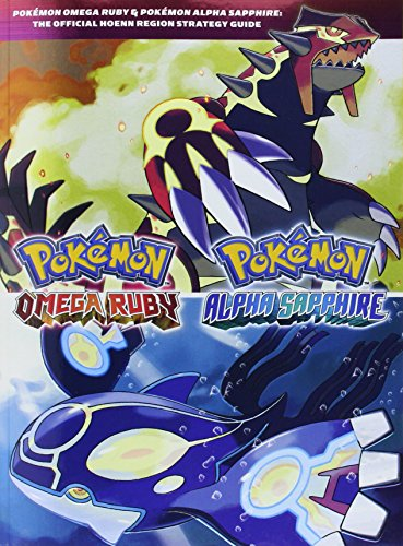 9781101898208: POKEMON OMEGA RUBY & POKEMON ALPHA SAPPH