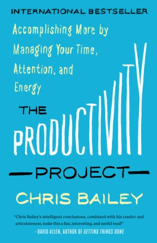 9781101904053: The Productivity Project