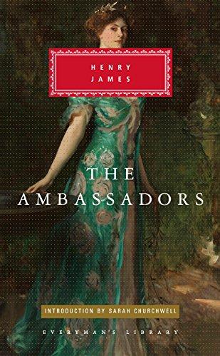 9781101907825: The Ambassadors (Everyman's Library)