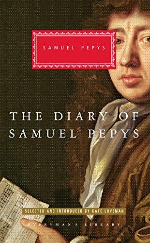 9781101907924: The Diary of Samuel Pepys (Everyman's Library (Cloth))