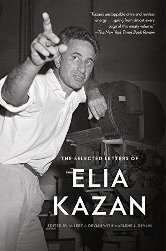 9781101911396: The Selected Letters of Elia Kazan