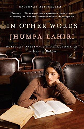 In Other Words: Lahiri, Jhumpa