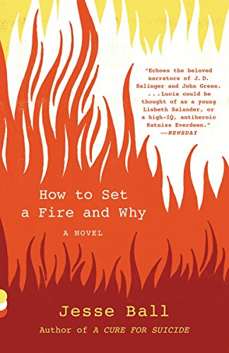 9781101911754: How to Set a Fire and Why (Vintage Contemporaries)