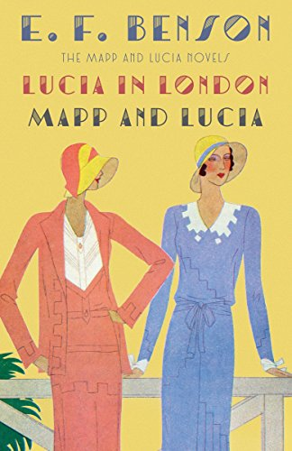9781101912126: Lucia in London & Mapp and Lucia: The Mapp & Lucia Novels