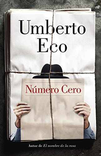 9781101912478: Número Cero (A Vintage Español Original) (Spanish Edition)