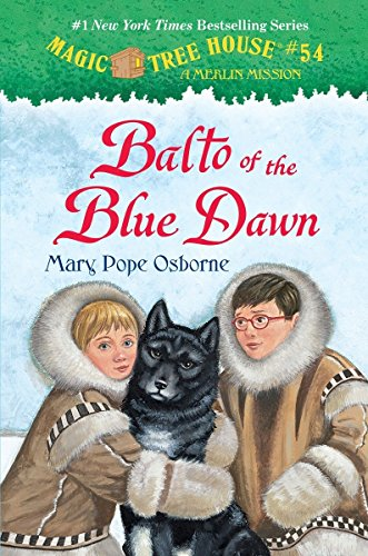 9781101916209: Balto of the Blue Dawn (Magic Tree House (R) Merlin Mission)