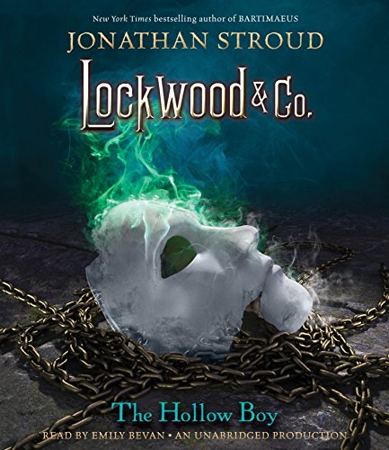 Lockwood & Co., Book 3: The Hollow Boy Format: AudioCD: STROUD, JONATHAN