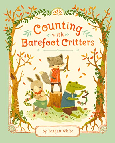 9781101917718: Counting with Barefoot critters